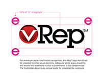 vRep Branding Guide