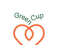 GreenCup — visual identity