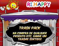 Comunicação visual novo brinquedo - Ri Happy