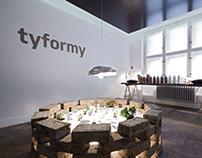 Expozice studia TyFormy — Designblok 2012