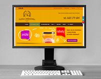 Pasieka Ambrożewka website