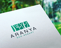 Logo Design : Aranya Eco Resort