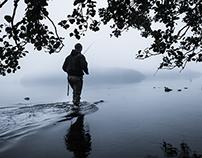 Flyfishing Bjerkreimselva