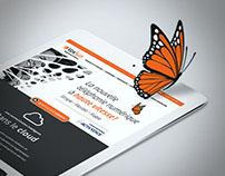 Telecommunications Web Design
