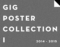 Gig Poster Collection I