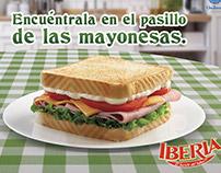 Mayonesa Iberia KV