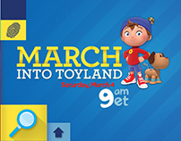 """Noddy Toyland Detective"" Launch Campaign"