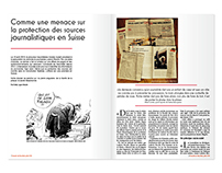 Article layout