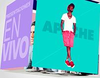 Motion Graphics para redes sociales