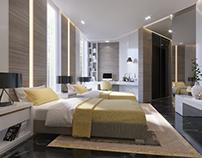Cozy Bedroom Design Twin bed bedroom