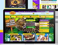 Diseño Web - Rancho Mágico