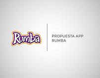 Propuesta App Rumba