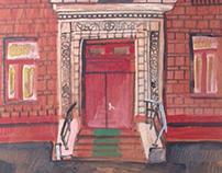 Doors III / Из серии «Подъезды»