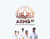 AIIMS Logo | Redesign