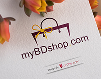 [Logo Design] My BD Shop