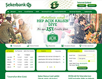 Şekerbank Corporate Website