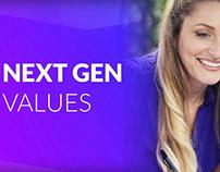 NextGen: Values