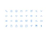 iOS9 icons