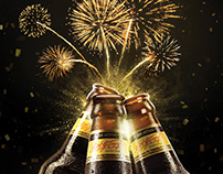 GUINNESS 2018 NEW YEAR AD