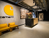 CARHARTT EUROPEAN HEAD OFFICE