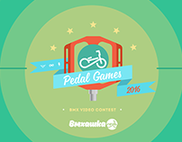 Pedal Games BMX video contest by BMXashka
