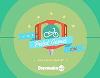 Pedal Games BMX video contest by BMXashka