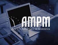 Consultoria de Informática | AMPM | Identidade Visual