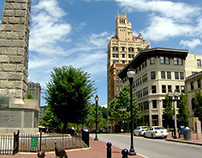 Downtown Asheville