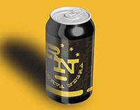 Reserva Negra 11oz Beer Can