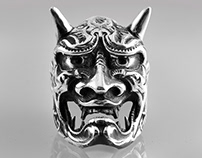 HAN'NYA MASK Ring