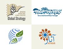 Series of logo