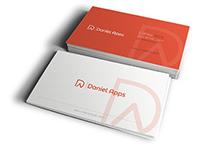 Logo Design - Daniel App