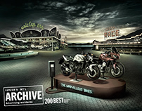 Yamaha Adv Campaign