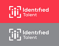 Identified Talent - Logo and branding