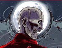 The Halloween night - Poster