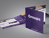 Groups Brochure for Element Church