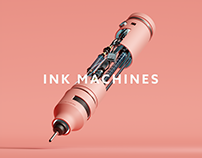 The Machines Collection - Vol 1 - Ink Machines