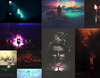 Digital Art Collection
