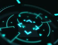 Crosshair animation