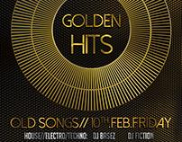 Golden Hits | PSD template