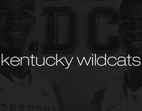 Kentucky Wildcats 'RELENTLESS COMMITMENT'