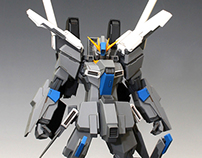 ZZ Gundam Extra-Fit - Fazz Ver. #1