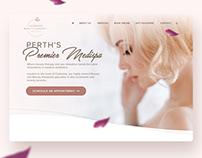 Advanced Beauty Concepts | Website Design