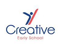 Creative Early School Logo Design