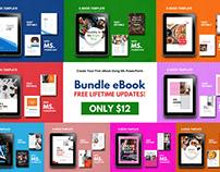eBook Bundle Design Template