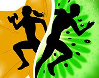 Logo Karoline Martins Nutricionista