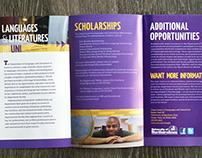 UNI Languages & Literatures Brochure