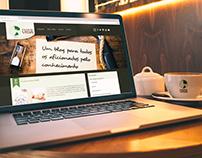 Website Expedição Vida
