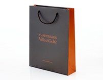 Sacos Villas&Golfe - Packaging