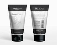 SEOUL CLEAR Cleansing Gel_Logo & Package Design